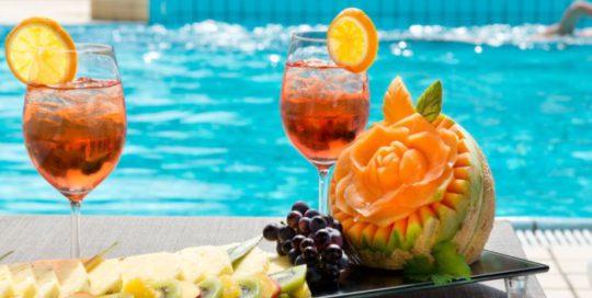 Hotel 3 stelle con piscina Pinarella di Cervia