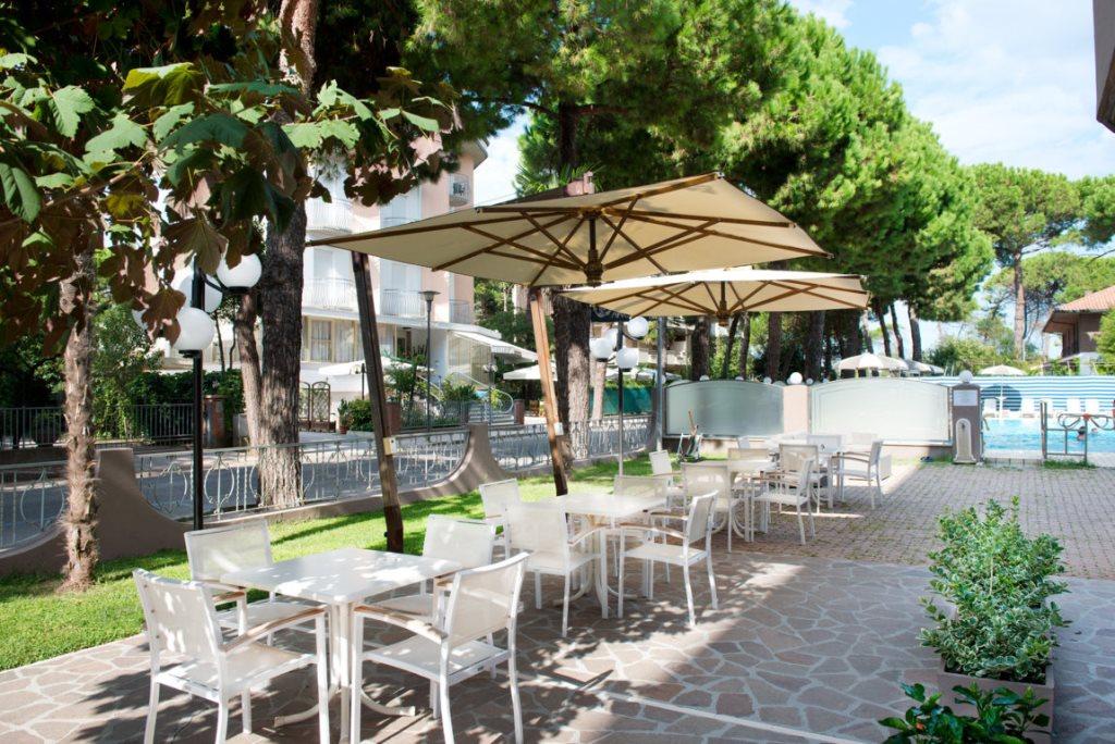 Hotel 3 stelle Tagliata di Cervia con piscina