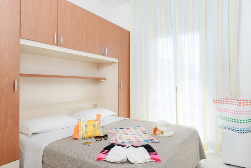 Hotel 3 stelle Cervia Ravenna piano famiglia